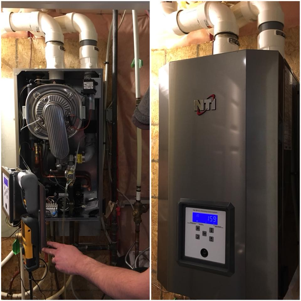 No More Headaches with Quietside Boilers! | MAXAIRE